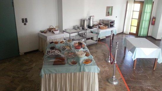 Elena Beach Hotel : colazione