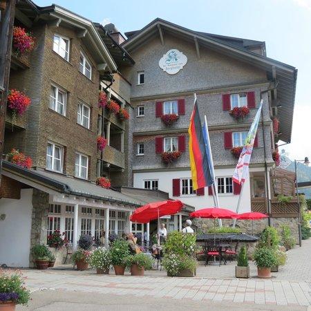 Kienles Adlerkonig: Hotel Kienles Adlerkönig