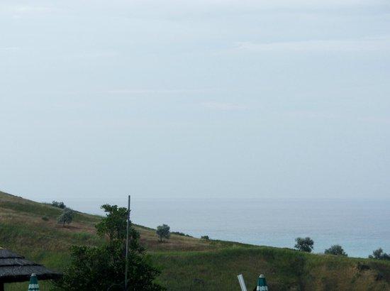 La Griglia di Casa Nostra: Vista mare dalla collina