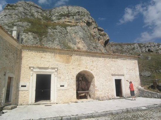 Eremo di San Michele Arcangelo