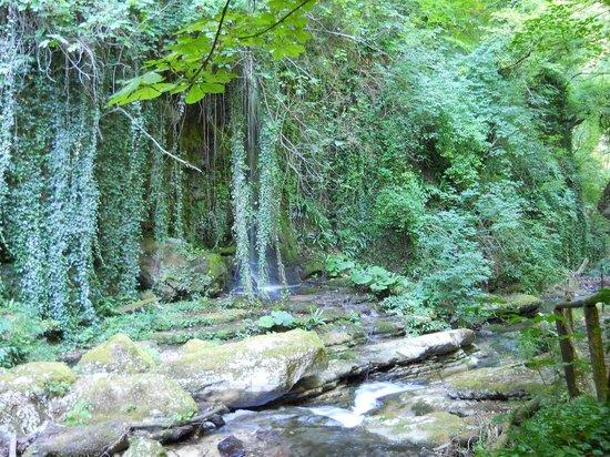 Riserva Naturale Statale Valle dell'Orfento: scalelle