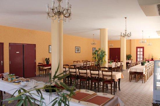 Hôtel California : Salle de restaurant