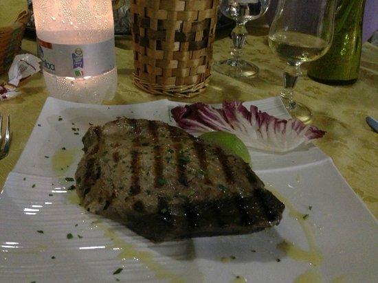 Felix - Sapori di Mare: Fiorentina di tonno