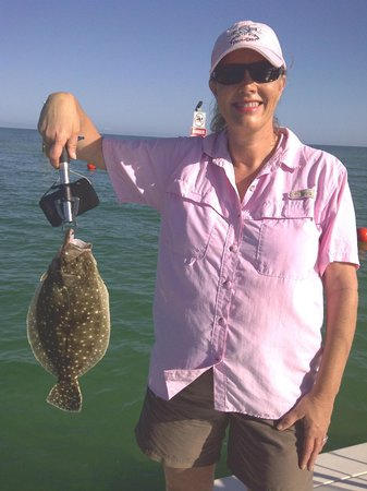 All Catch Charters: Flounder