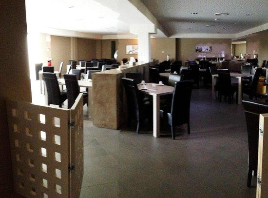 Hotel Callecanes: petit déjeuné