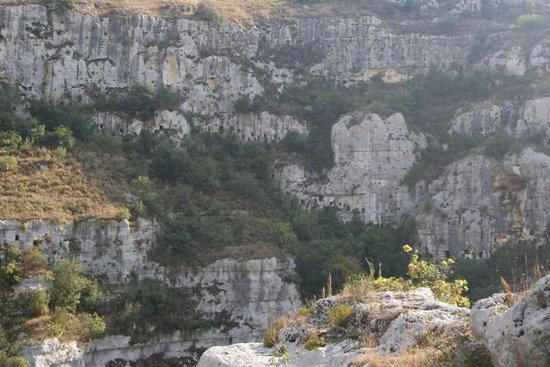 Necropoli di Pantalica: Necropoli