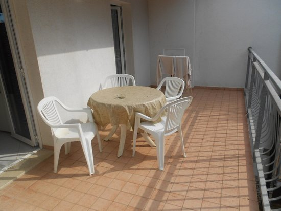 Ai Pini Resort Medulin: Terrazzino
