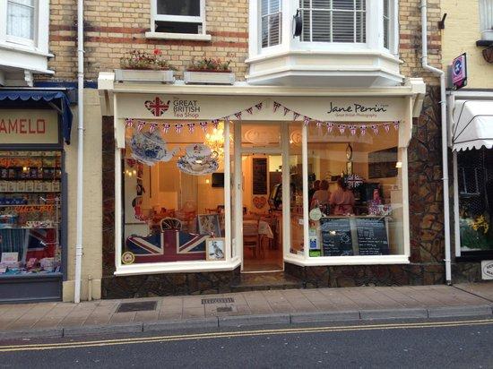 The Great British Tea Shop!
