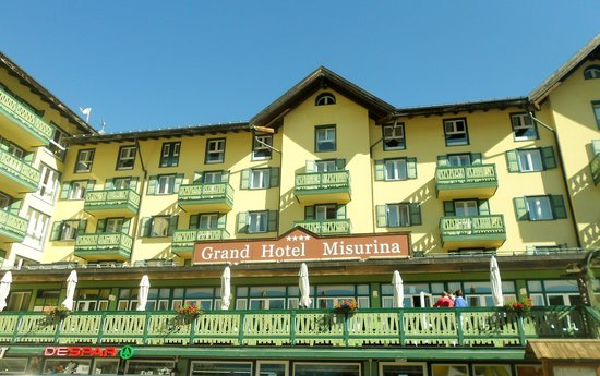 Grand Hotel Misurina : hotel