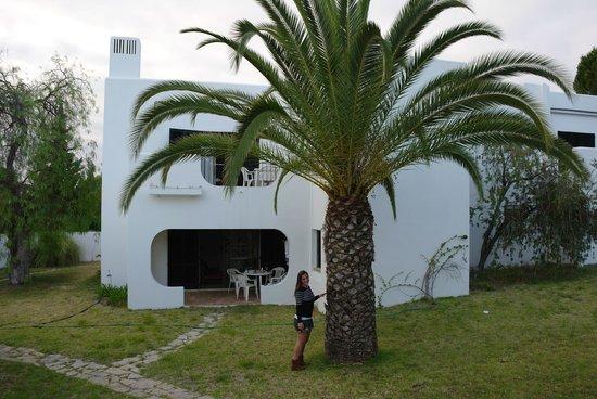Prado do Golf : De bungalow aan de buitenkant