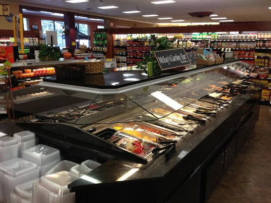 McKay's : Salad bar