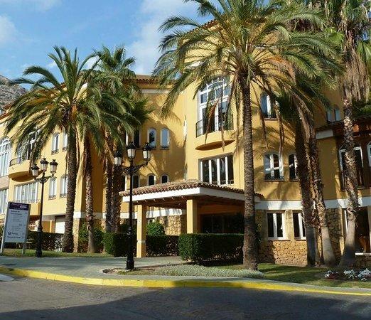 Marconfort Altea Hills : Hotel Altea Hills