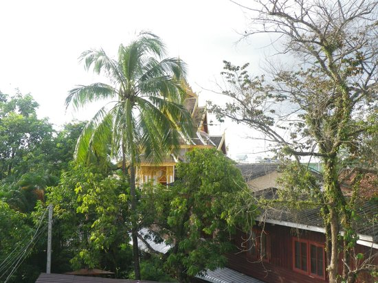 Mandala Boutique Hotel: View from room