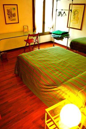 B&B Weeping Willow: Bedroom