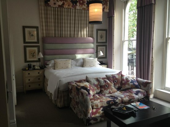 Knightsbridge Hotel: suite