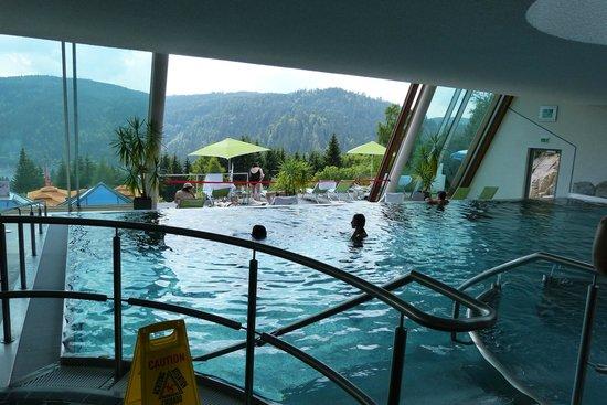 Landidyll Hotel Albtalblick: Das schöne Bad