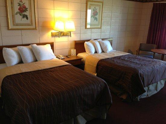 Eldon Inn: Twobed Room