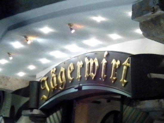 Jägerwirt Hotel: Hotel Jagerwirt