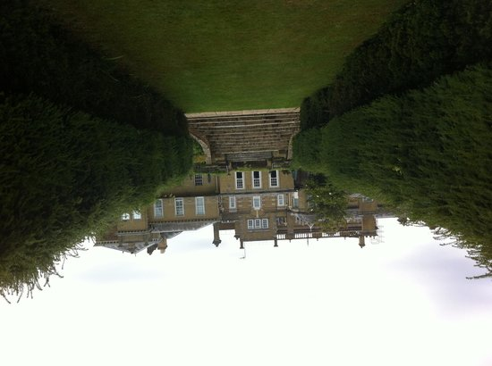 Best Western Chilworth Manor Hotel: Lovely grounds
