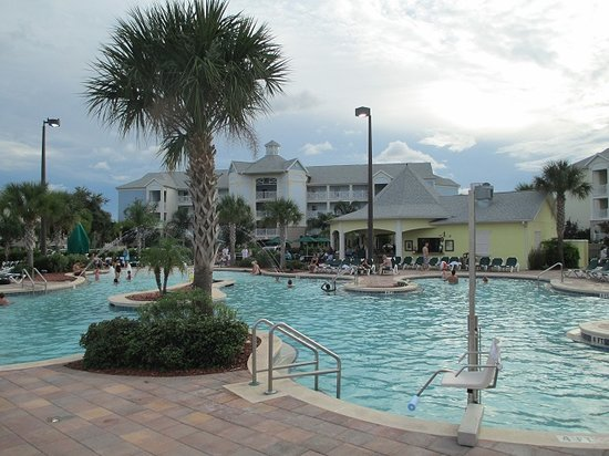 Summer Bay Orlando By Exploria Resorts: Big Kahuna's Pool (biggest of the several pools)