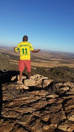 Intaba Thulile: View from top of the mountain