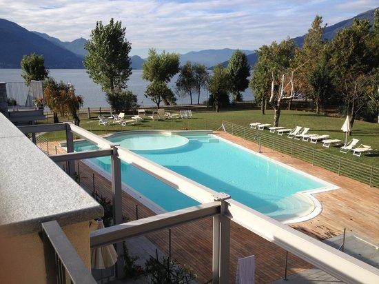 Tullio Hotel: Piscina