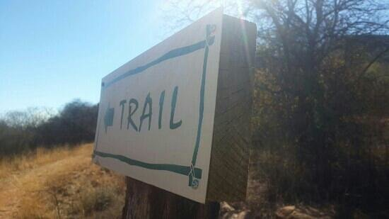 Intaba Thulile: Hiking trail