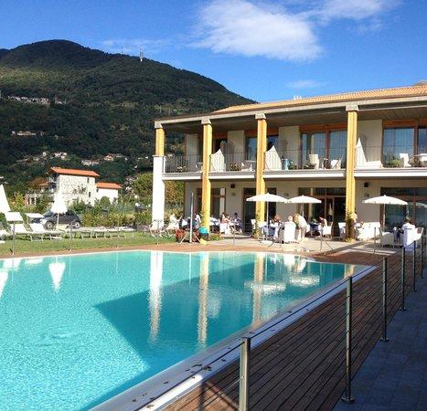 Tullio Hotel: Zona colazione