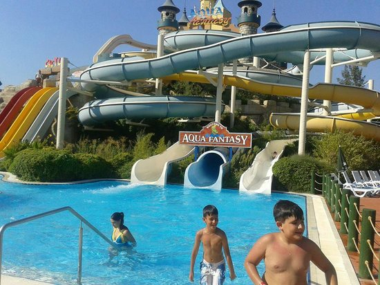 11 - Foto van Aqua Fantasy Aquapark Hotel & SPA, Selcuk ...