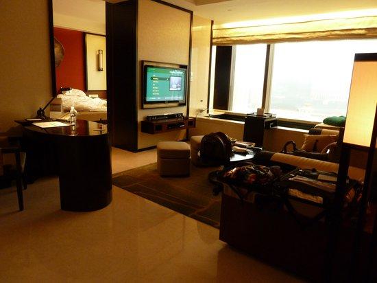Banyan Tree Macau : ホテルの部屋2