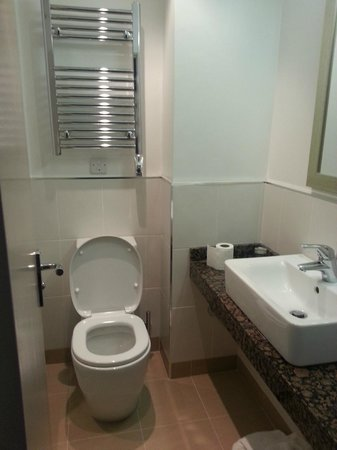 Aubrey Park Hotel: Bathroom