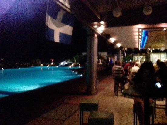 """Imperial Belvedere : Le bar """"calme"""""""
