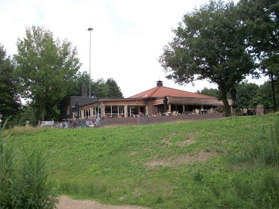 Boscafe het maasdal: Het restaurant.