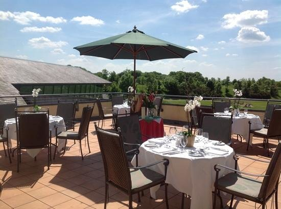 The Heritage Killenard: mexican restaurant clubhouse summer time
