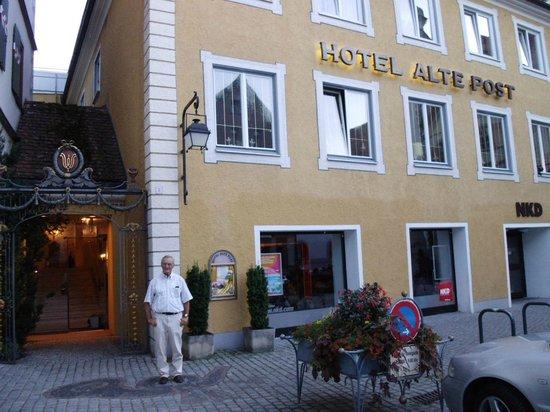 "Romantik Hotel Alte Post: Romantikhotel ""Alte Post"" in Wangen/Allgäu"