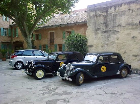 Hotel Saint Jean: parkeringen