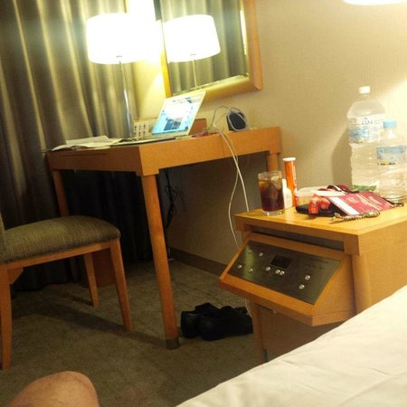 Urawa Royal Pines Hotel: No wifi...