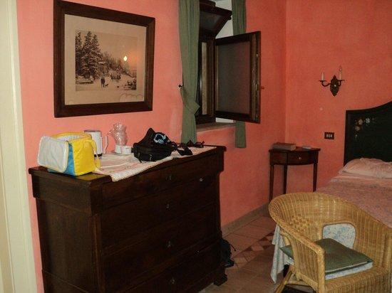 Agriturismo Masseria Alcorico: camera