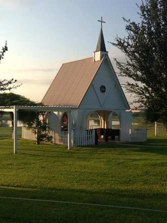 Knolle Farm and Ranch Bed, Barn and Breakfast: Chapel on the property