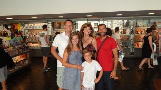 Tuscan Tour Guide - Tours: After seeing David - Thanks Paul, you're the best!