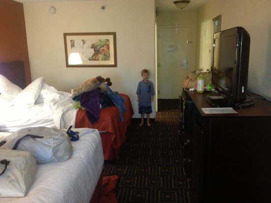 Holiday Inn Knoxville West- Cedar Bluff Rd: Hotel
