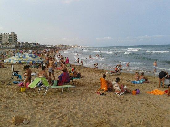 Hotel Playas de Torrevieja: Playa de la Mata