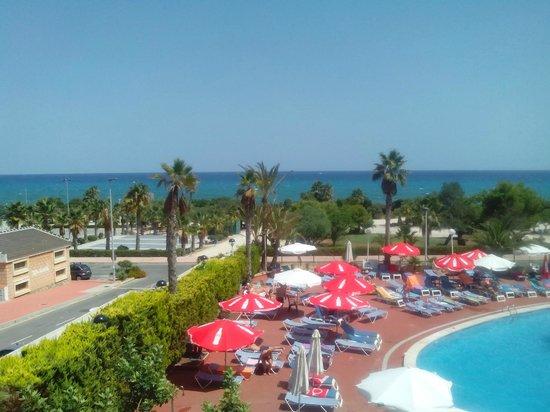 Hotel Playas de Torrevieja: Vista desde la habitación