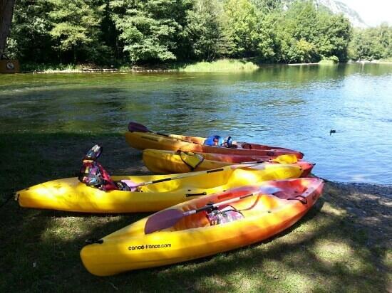 Ariege Evasion: balade en canoë kayak sur l Ariege