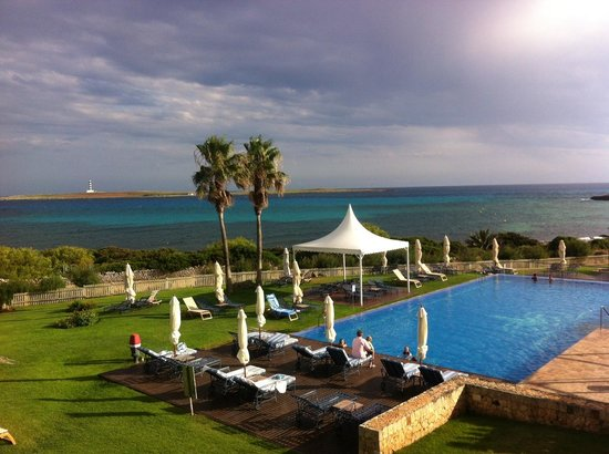 Insotel Punta Prima Prestige Suites & Spa: Pool view