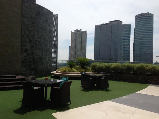 Acacia Hotel Manila: Great view