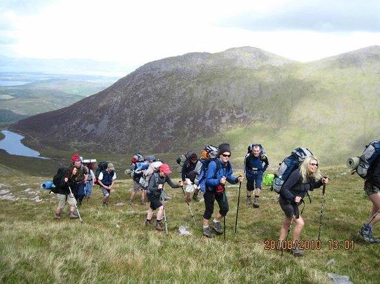 Ballygarvan, Ireland: On adventure