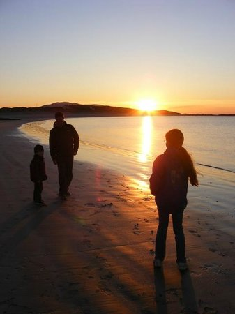 Ballygarvan, Ireland: Seaside survival walk