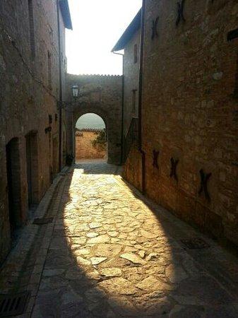 Il Castello di Sismano: Giochi di luce