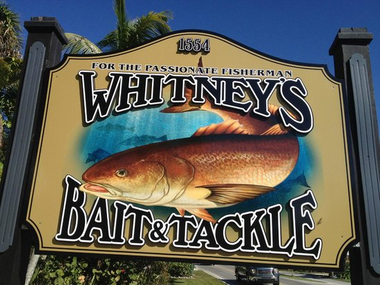 ‪Whitney's Bait and Tackle‬